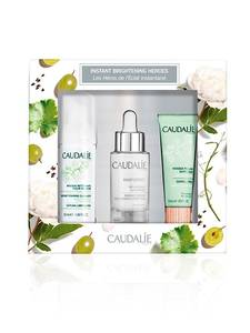 CAUDALIE (2638) Vinoperfect Serum Set сироватка30+пінка50+маска 15 фото 1, Aptekar.ua