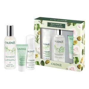 CAUDALIE (2639) набір Beauty Elixir еліксир-вода100+пінка50+флюїд15 фото 1, Aptekar.ua